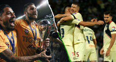 Las 5 cosas que tienes que saber del Campeón de Campeones entre América y Tigres