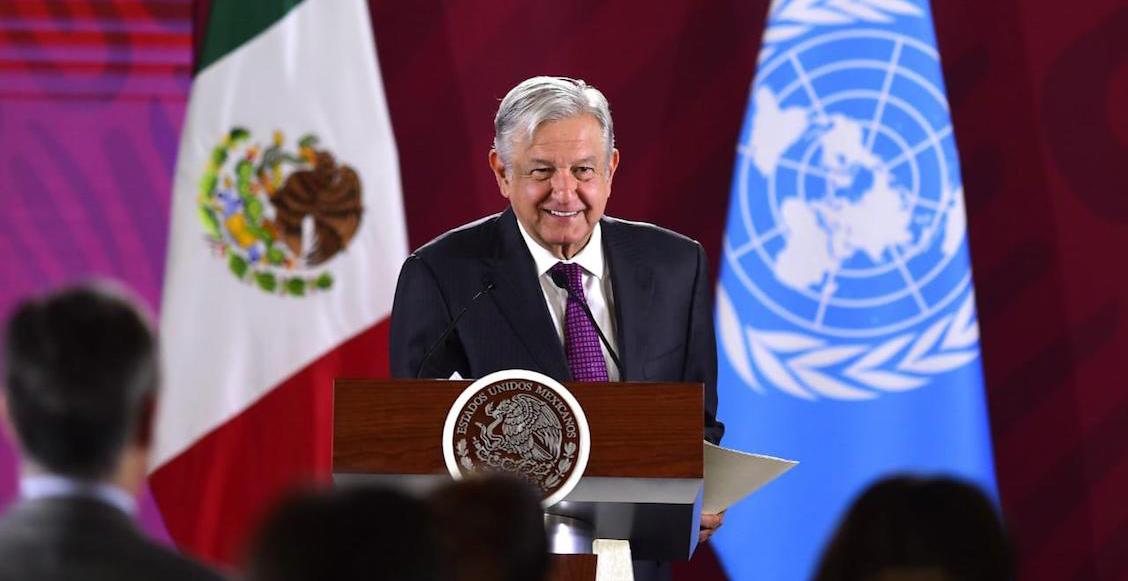 Con El Salvador, Honduras y Guatemala; AMLO y la Cepal presentan plan de migración