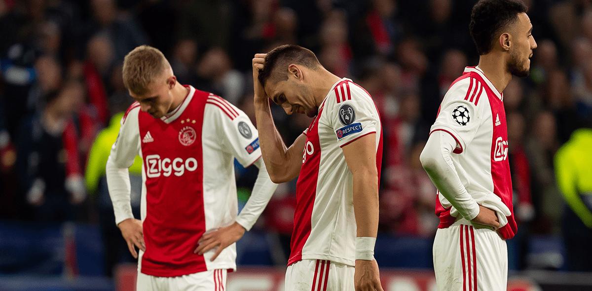 Se vale llorar: El video con el que el Ajax se 'despidió' de la Champions League