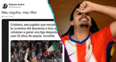 Alguien trolleó a la mamá de Cristiano Ronaldo... y Twitter la destrozó