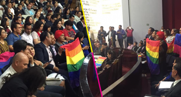 A Chente no le gusta esto: Congreso de Hidalgo le dice 'sí' al matrimonio igualitario