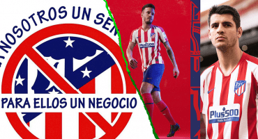 #ElEscudoNoSeToca: Atleti presentó su nuevo uniforme y la gente explotó en redes sociales