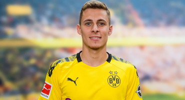 Borussia Dortmund anunció fichaje de Hazard por 25 mde