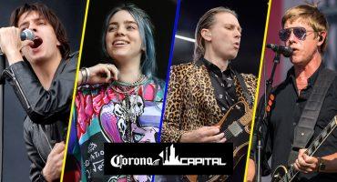 The Strokes, Billie Eilish, Interpol, Weezer, Keane, The Raconteurs: ¡Ya llegó el tan esperado cartel del CC19!