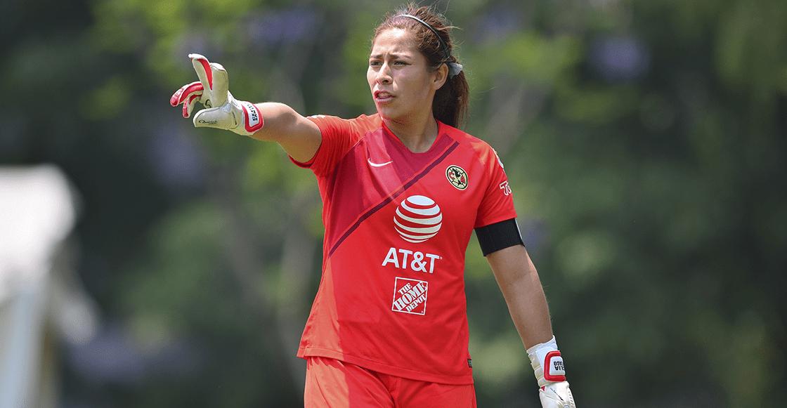 ¡Orgullo nacional! Cecilia Santiago es nueva jugadora del PSV Femenil