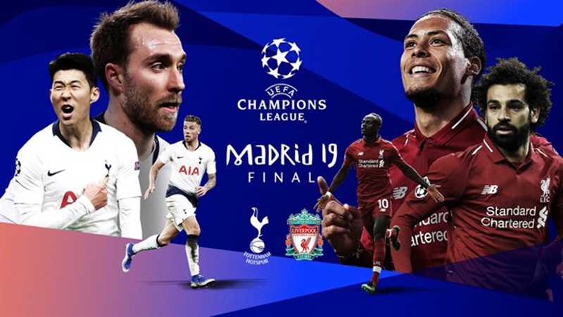 Liverpool vs Tottenham Final de la Champions League