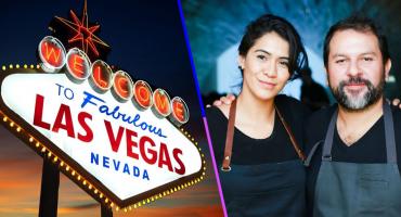 ¡Enrique Olvera, Daniela Soto-Innes, y Santiago Pérez abrirán un nuevo restaurante en Las Vegas!