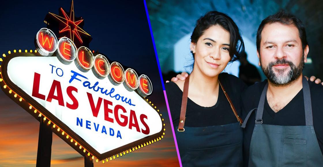 Enrique Olvera, Daniela Soto-Innes, y Santiago Pérez abrirán restaurante en Las Vegas