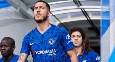 Chelsea presentó su nuevo uniforme... ¿inspirado en Stamford Bridge?