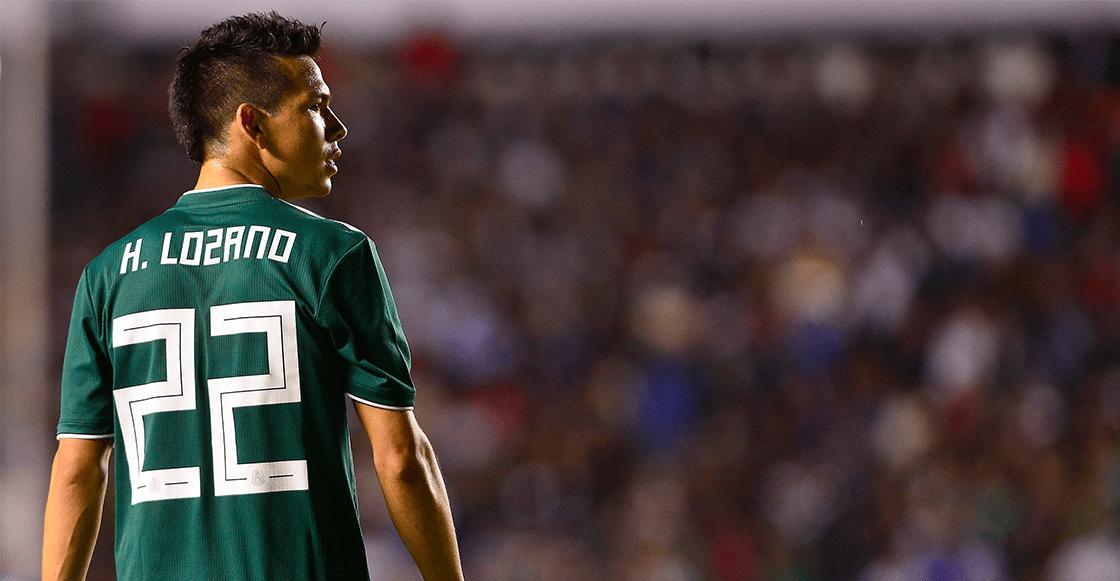¡OFICIAL! 'Chucky' Lozano se pierde la Copa Oro por lesión