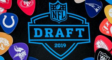 Cleveland y Kansas City, las nuevas sedes del Draft de la NFL
