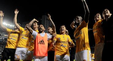 Clubes de la Liga MX felicitaron a Tigres... menos el América