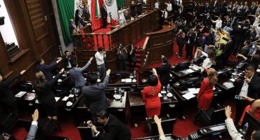 Y en Michoacán: descontarán el día a diputados que lleguen tarde a las sesiones