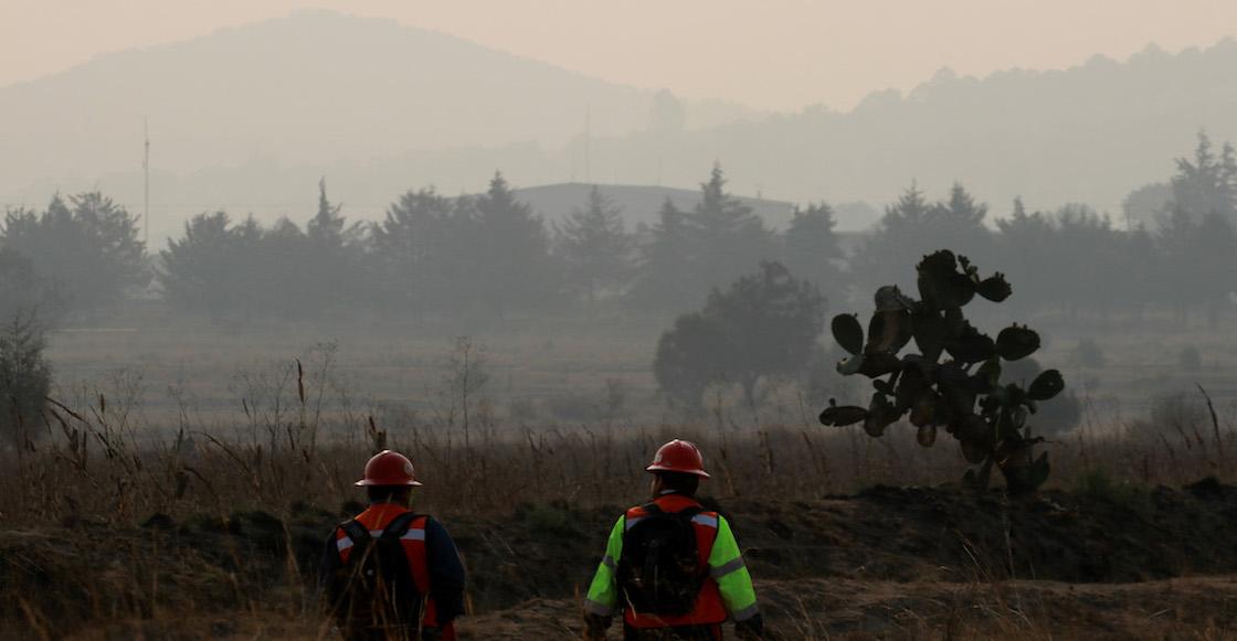 No sólo es CDMX, hay 'mala' calidad del aire en otros 12 estados