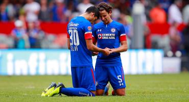 Cruz Azul anunció a sus primeras bajas para el Apertura 2019
