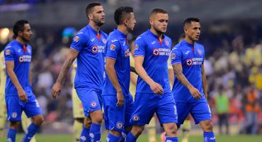 Cruz Azul llegó a 15 partidos SEGUIDOS sin ganarle al América