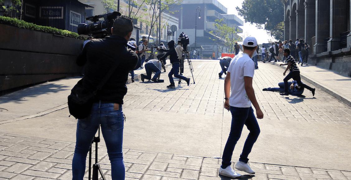 Tras balacera en Cuernavaca, Cuauhtémoc Blanco pide apoyo Federal