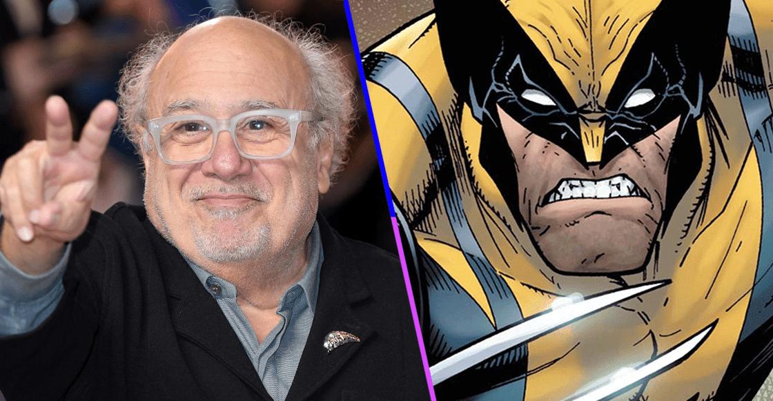 ¡¿Qué?! Fans están firmando una petición para que Danny DeVito sea el nuevo Wolverine