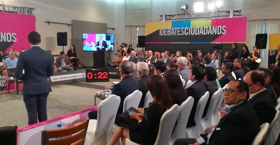 ¿Onta Barbosa? Arman debate en Puebla con la ausencia de Morena