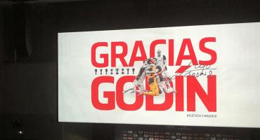 ¡Adiós, capitán! Diego Godín confirmó que se va del Atlético de Madrid