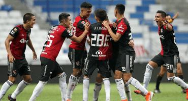 El golazo de Atlas en la final de la Sub-20 de la Liga MX
