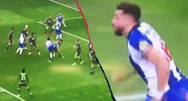 El golazo de tijera con el que Héctor Herrera se despidió de la Primeira Liga