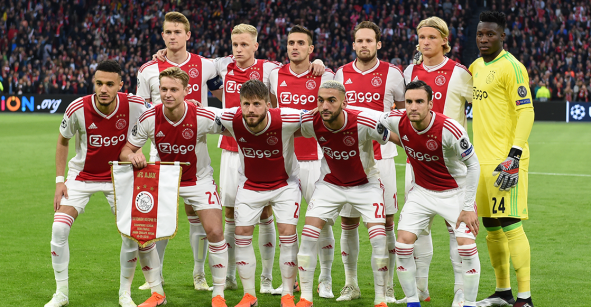 Se vale llorar: El video con el que el Ajax se 'despidió' de la Champions League