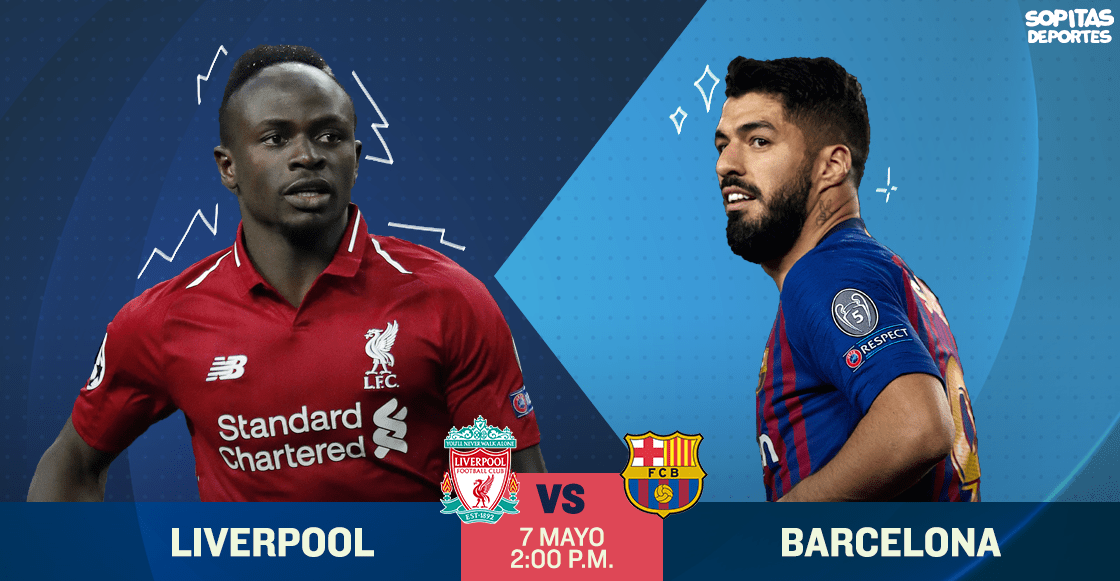 ¿Cómo, cuándo y dónde ver en vivo el Liverpool vs Barcelona?