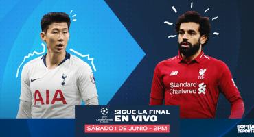 ¿Dónde, cuándo y cómo ver EN VIVO la final de la Champions League?