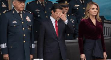 'Angélica, muchas gracias por todo', EPN confirma la conclusión legal de su matrimonio