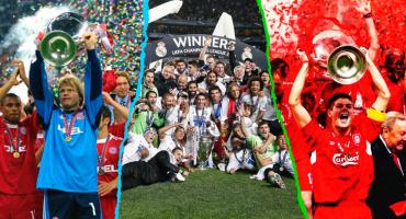 Estas han sido las mejores finales de la Champions League
