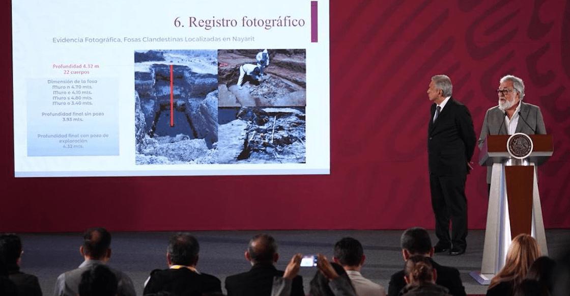 Veracruz, Sonora y Sinaloa concentran el mayor número de fosas clandestinas en México, revela Segob