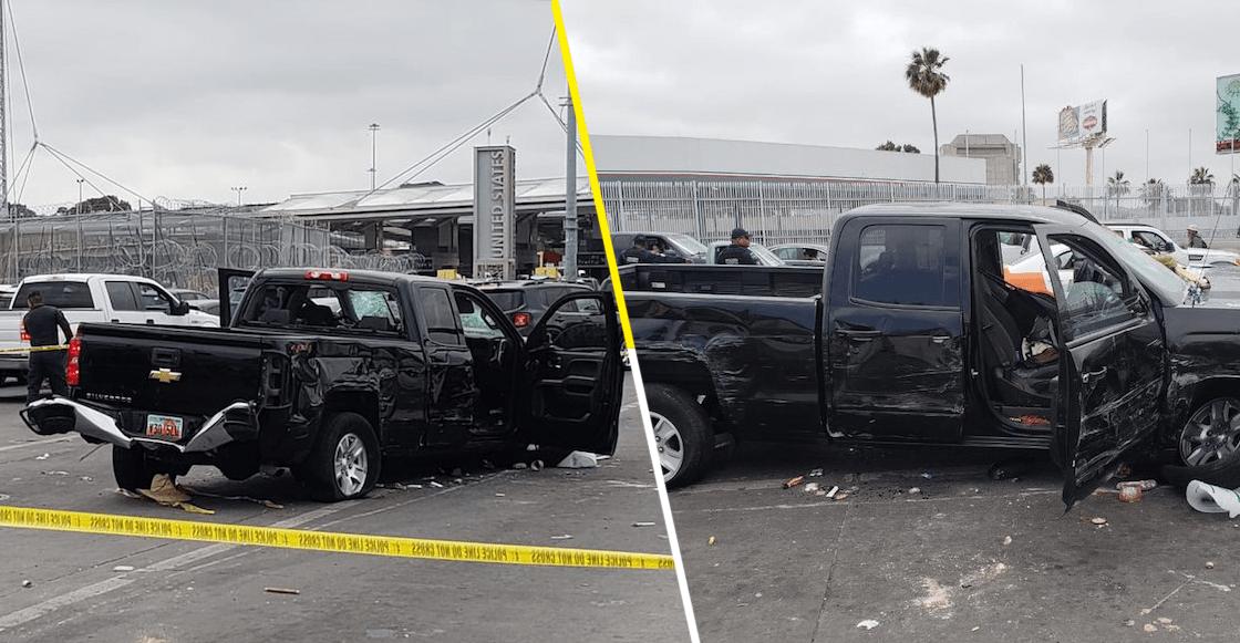 Conductor estadunidense desencadena atropellamiento masivo en Tijuana