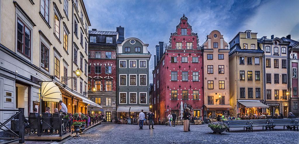 Estado de bienestar en Suecia