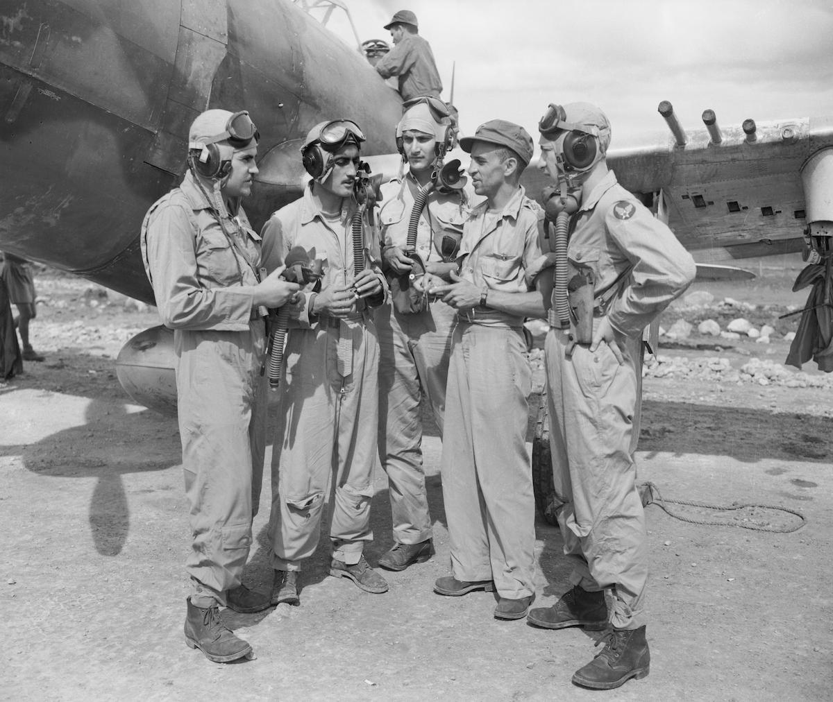 Pilotos-Mexicanos-Segunda-Guerra-Mundial