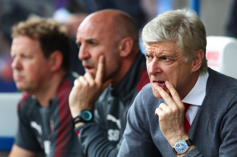 'El Arsenal debe estar entre los diez mejores equipos del mundo'