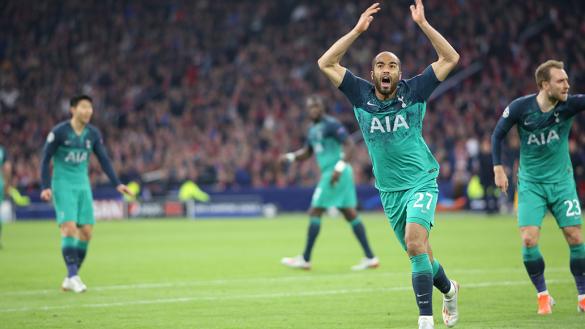¡Sí hubo milagro! Revive los goles del pase del Tottenham a la final de la Champions League