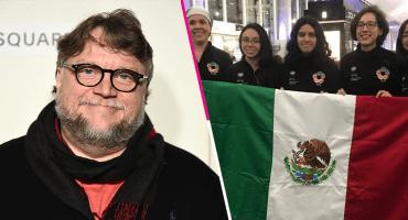 Guillermo del Toro pagará los boletos de avión al equipo de Olimpiadas Matemáticas de México