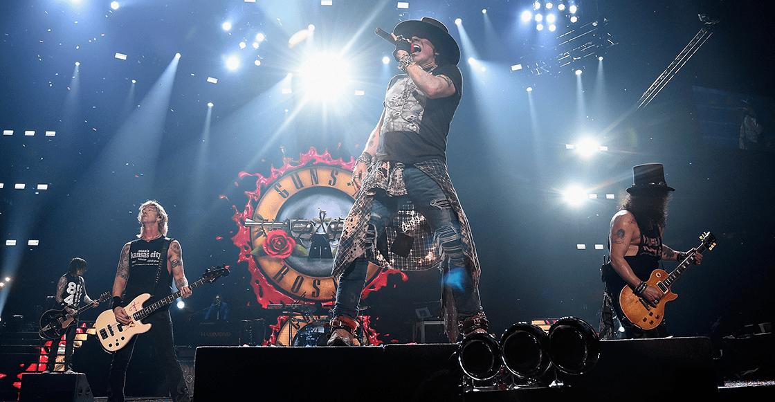 ¡Por fin! Slash dice que Guns N' Roses grabará música nueva