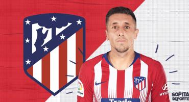 OFICIAL: Héctor Herrera es nuevo jugador del Atlético de Madrid