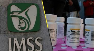 En medio de la escasez, roban medicamentos contra VIH en el IMSS