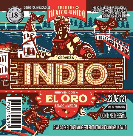 INDIO - El Oro