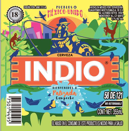 INDIO - Palizada