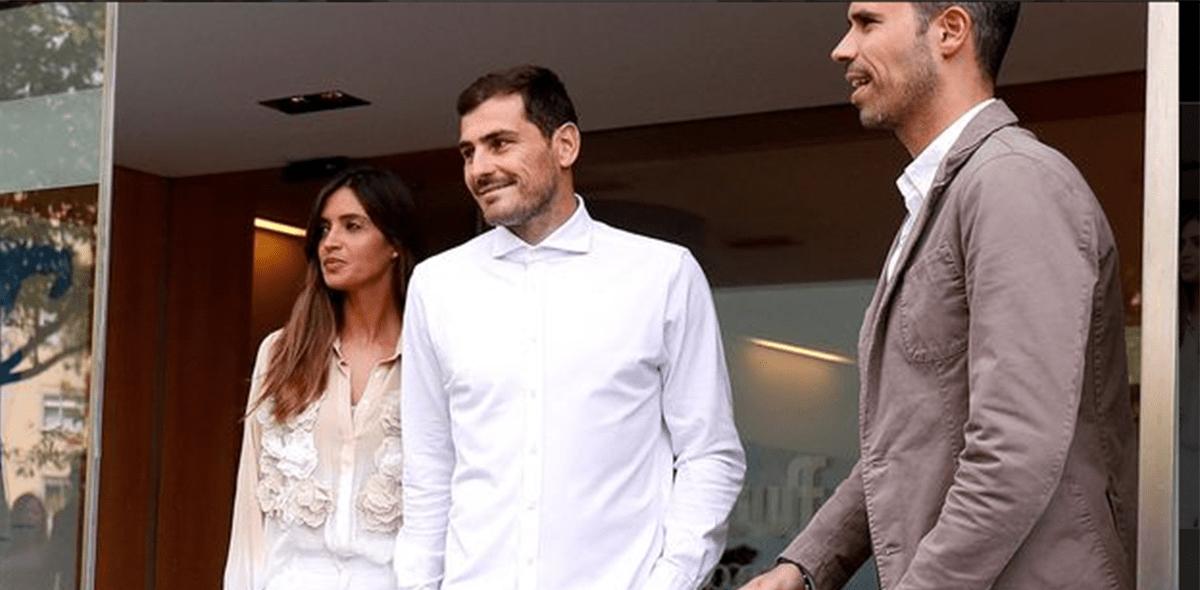 """He tenido mucha suerte"": Iker Casillas abandonó el hospital"