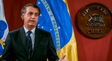 ¡Pum! Multan a Jair Bolsonaro por haber insultado a una diputada en 2014