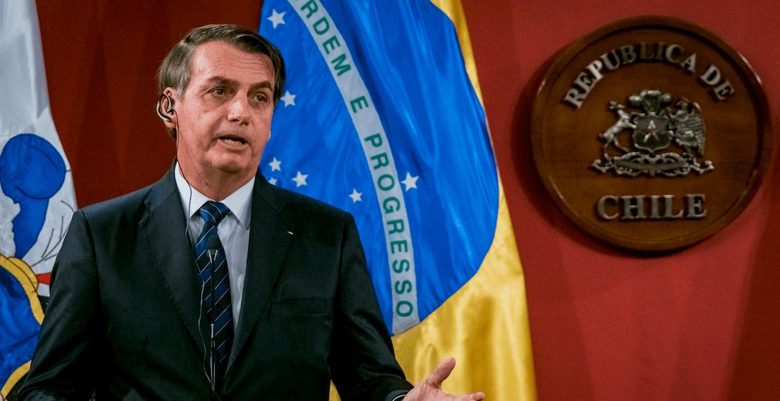 ¡Pum! Multan a Jair Bolsonaro por haber insultado a diputada en 2014