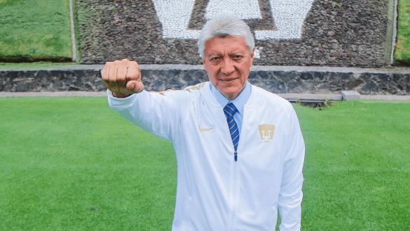 ¡El primer cambio! Jesús Ramírez es nuevo presidente deportivo de Pumas