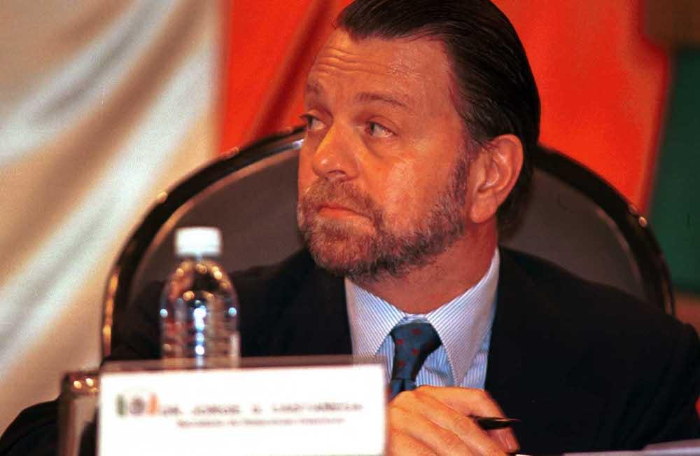 Excanciller Jorge castañeda