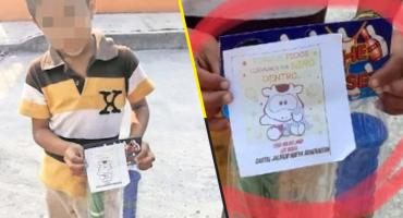 'Fue sólo en un lugar', dice gobernador de Veracruz sobre los juguetes que el CJNG regaló a niños