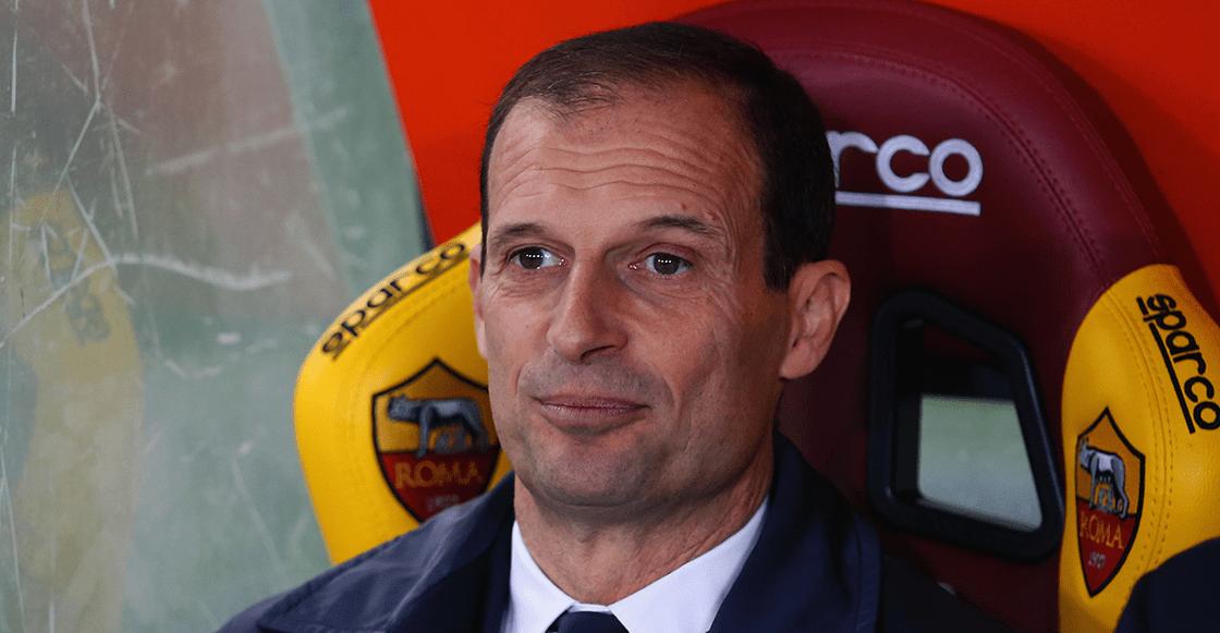 ¡Arrivederci! Juventus anuncia la salida de Massimiliano Allegri